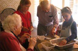 Mozaiek voor jong en oud